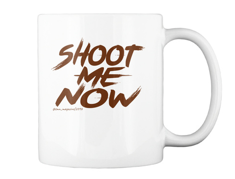 Life's A Beach | Mug White Mug Back
