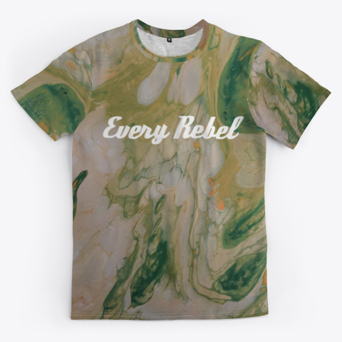 Every Rebel Fall 2019 Collection Standard T-Shirt Front
