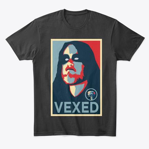 Magog Vexed 2020 Black T-Shirt Front