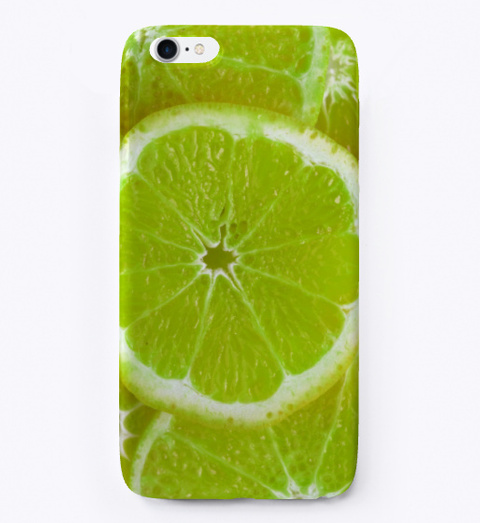 Gree Lemon Phone Cases Standard T-Shirt Front