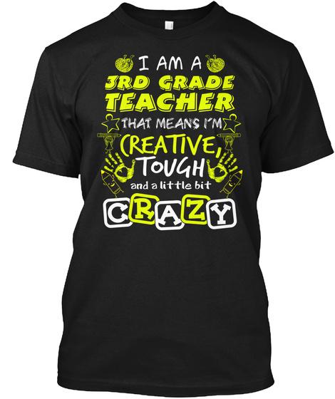 3rd Grade Teacher T-shirt Unisex Tshirt