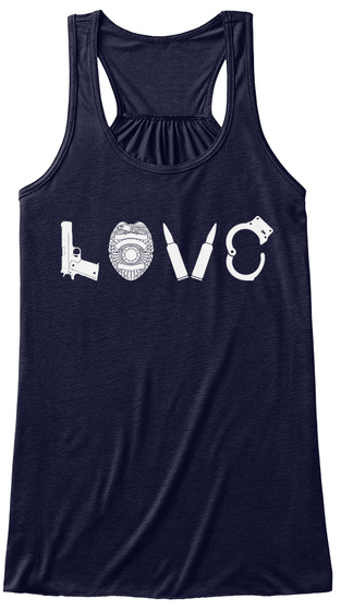 Love Midnight Women's Tank Top Front