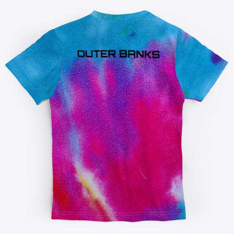Outer Banks  Standard T-Shirt Back