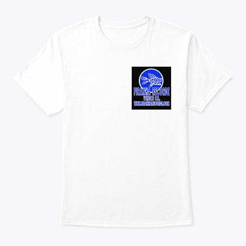 Sick Sense Volume 3 Shirt White T-Shirt Front