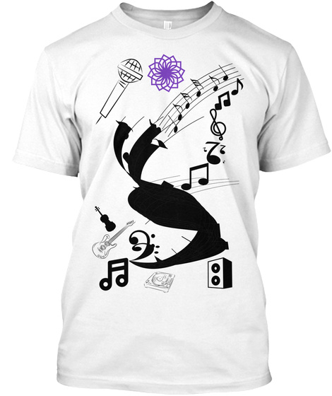Maypop Music And Arts Festival 2018 White T-Shirt Front