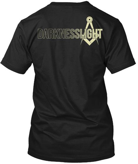 G Darknesslight Black T-Shirt Back