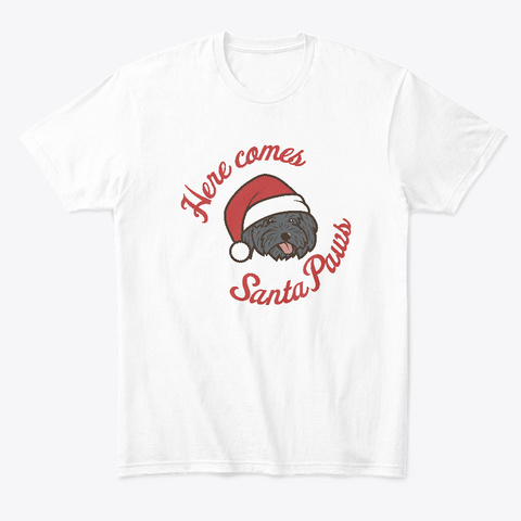 The Guinness Holiday Collection White T-Shirt Front