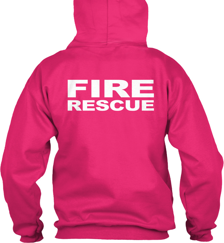 Fire-Rescue-S-F-D-Gildan-Hoodie-Sweatshirt thumbnail 12