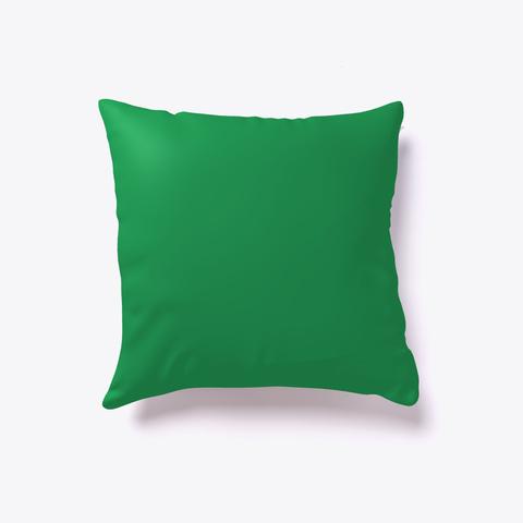 Christmas Pillow Green T-Shirt Back