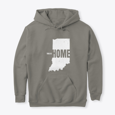 Home of Indiana Unisex Tshirt