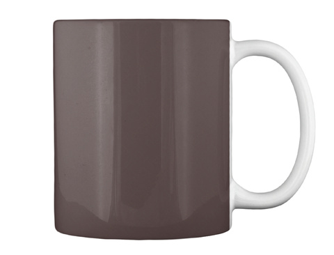 Runner Old Man Mug Uk Dark Brown Mug Back
