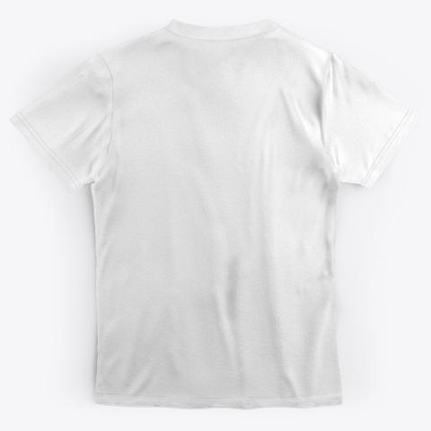 Muito Prazer, Sou A Natureza Standard T-Shirt Back
