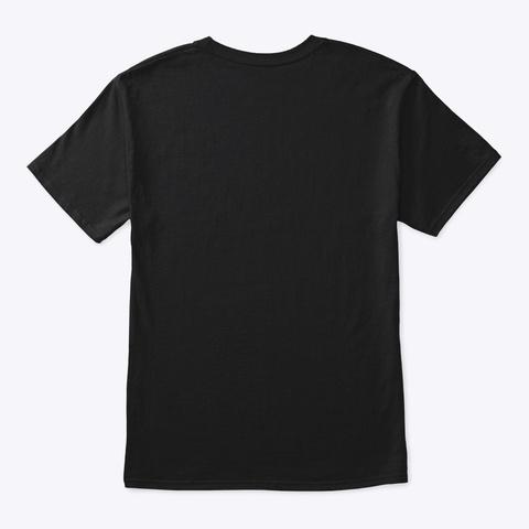 Pbww Black T-Shirt Back