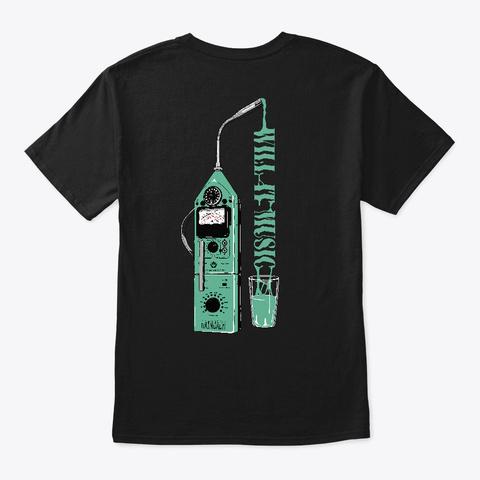 #Willitmusic Black T-Shirt Back