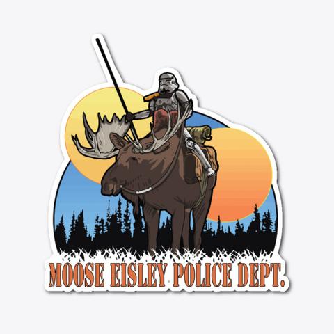 Moose Eisley Pd Standard T-Shirt Front