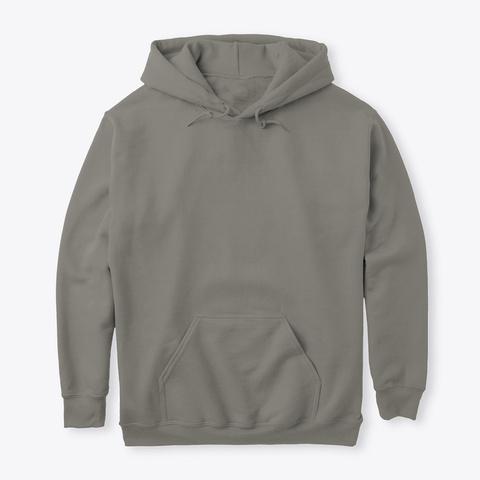 Hercule Hoodie Charcoal T-Shirt Front