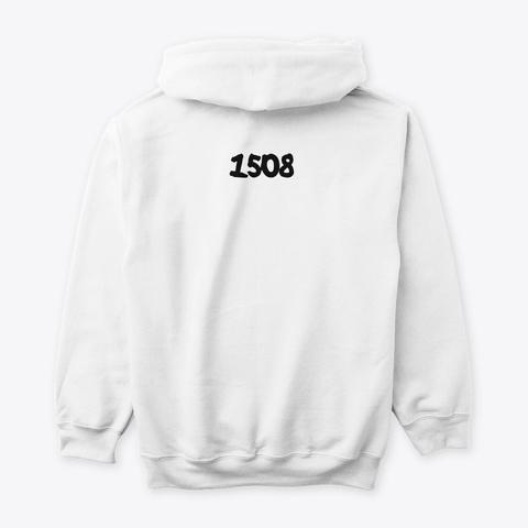 1508 White T-Shirt Back