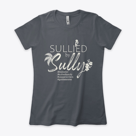 Sullied By Sully Heavy Metal T-Shirt Front