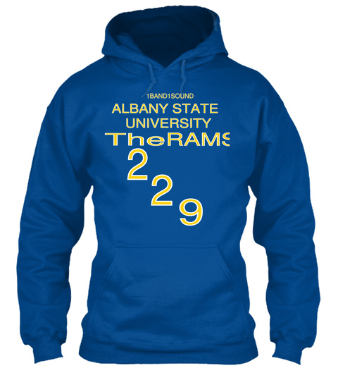 1BAND1SOUND ALBANY STATE 229 SPECIALS LongSleeve Tee