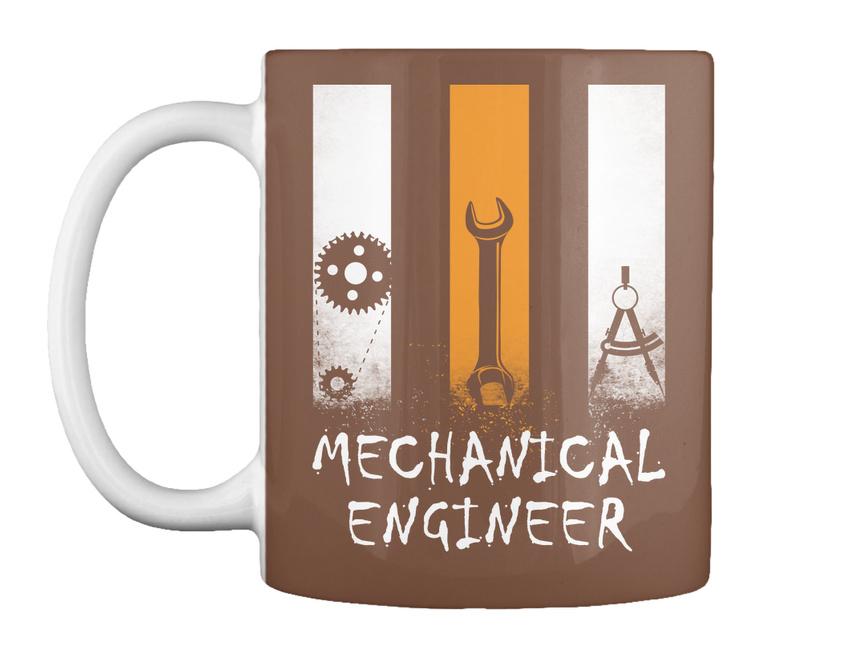 miniature 9 - Stylish Proud Mechanical Engineer - Gift Coffee Mug Gift Coffee Mug