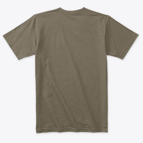 Got Coffee? Venetian Gray T-Shirt Back
