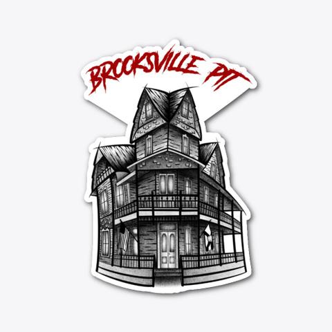 Pit May Stringer House Logo Standard T-Shirt Front