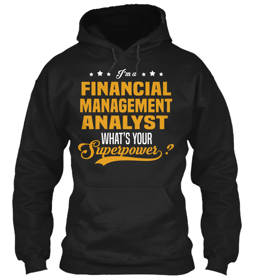Financial Management Analyst Unisex Tshirt
