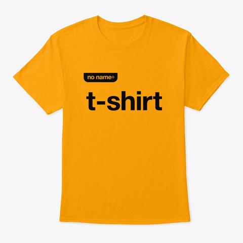 no name t shirt
