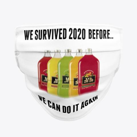 Surviving 2020 Standard T-Shirt Front