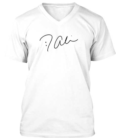 Your Teespring Direct Design White T-Shirt Front