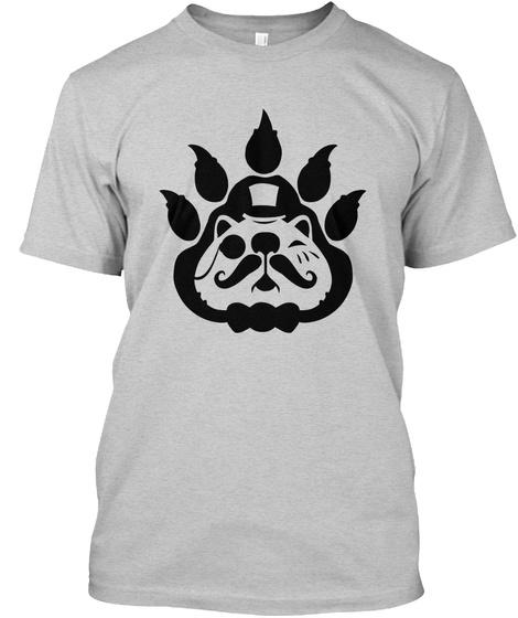 Baerpaw | 3 Years Of Baer Taffy Light Steel T-Shirt Front
