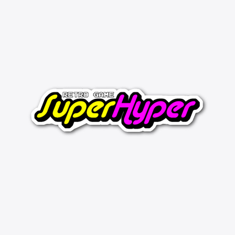 750d1c14bee1 Retro Game Superhyper Products from Retro Game SuperHyper