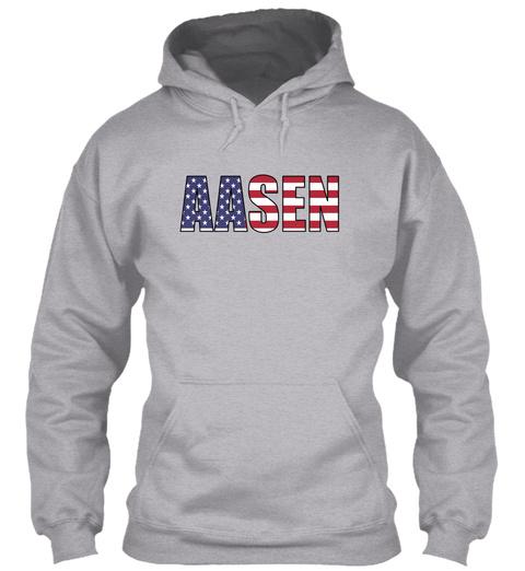 Proud American AASEN Name Gifts Unisex Tshirt