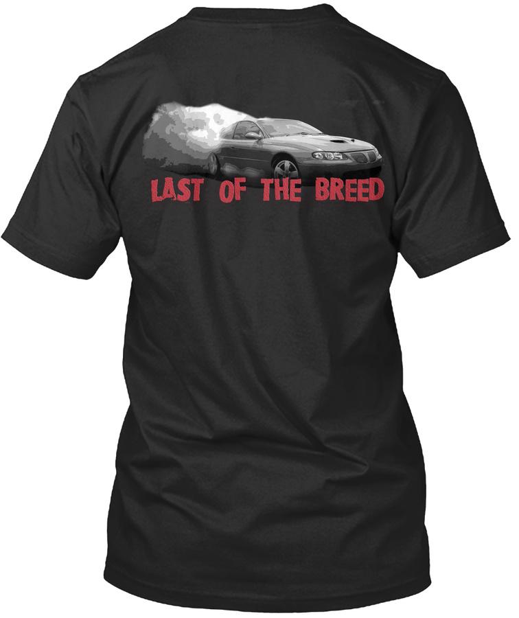 04-06 last of the breed Unisex Tshirt