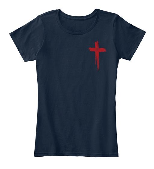 Christian-Women-039-s-Premium-Tee-T-Shirt thumbnail 6