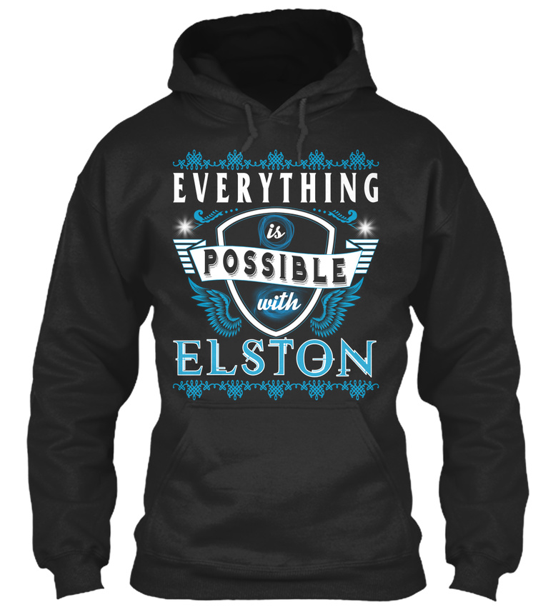 Sweat Capuche Everything Possible À With Elston Confortable 1OHwFwxCpq