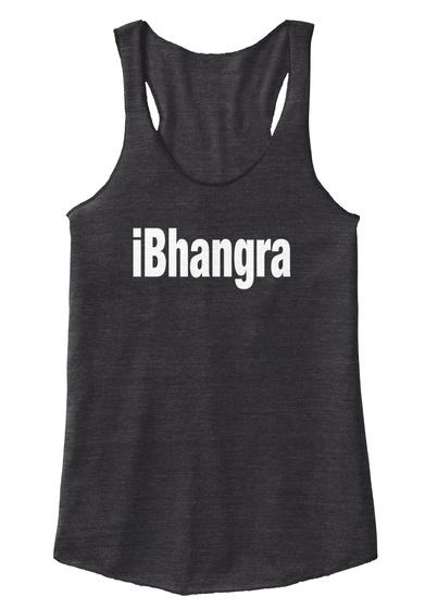 I Bhangra Eco Black T-Shirt Front