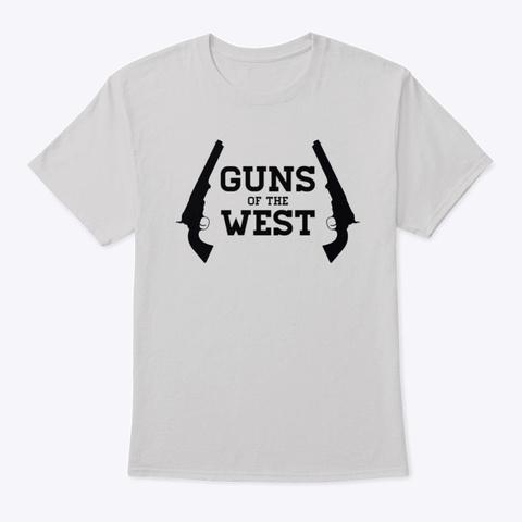 Classic T Shirt (Logo) Light Steel T-Shirt Front