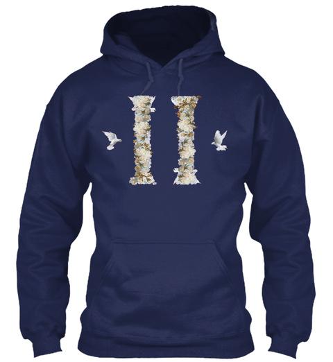 The Migos Culture Ii Shirts Navy Sweatshirt Front
