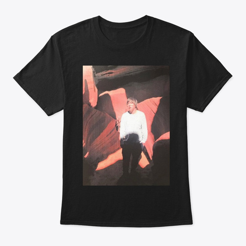 Ippei T Shirt Black T-Shirt Front