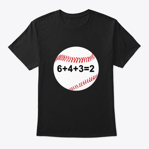 Double Play Baseball Saying Shirt Jesery