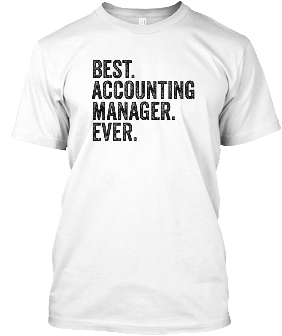 Best Accounting Manager Ever