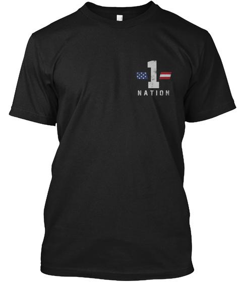 Vietnam Heroes Black T-Shirt Front
