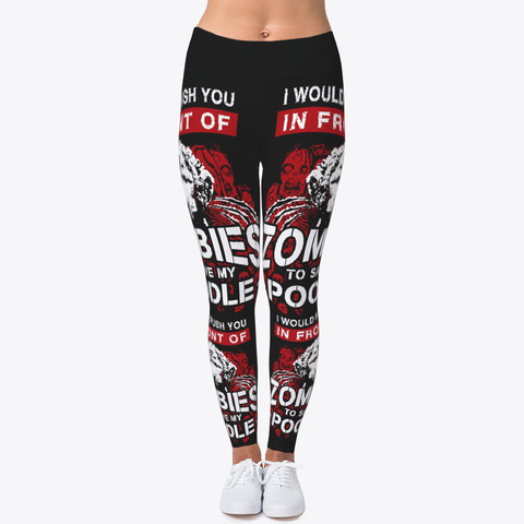 289d6d2e2 Poodle Dog Lover Zombie Halloween Products from Leggings You Love ...
