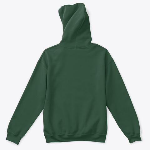 No Prob L Lama Mon Forest Green T-Shirt Back