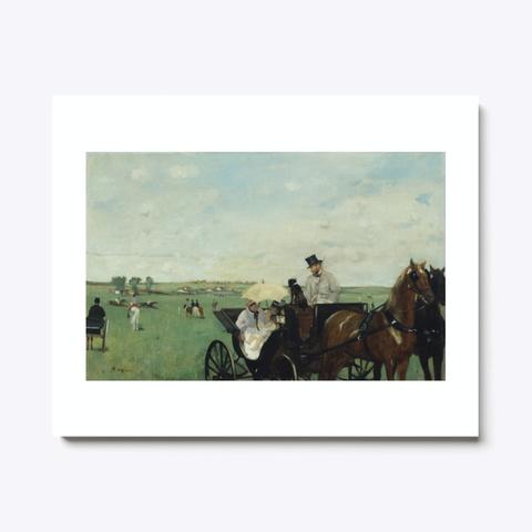Edgar Degas   Famous Paintings  Standard Camiseta Front