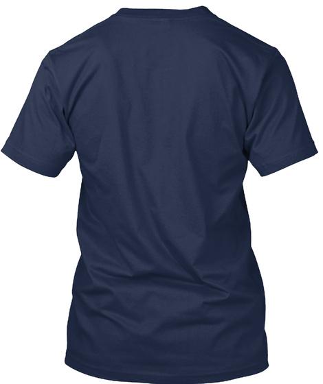 Meilleurs Deviennent Joueurs De Pétanque Navy T-Shirt Back