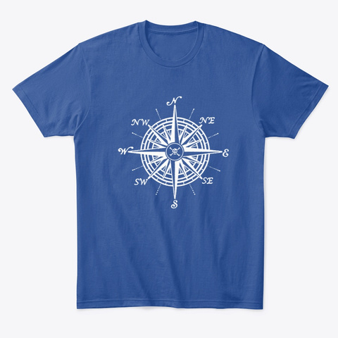 Nautical Compass shirt