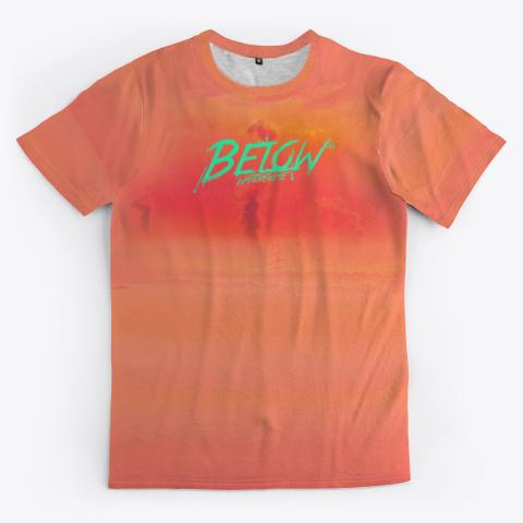 Below Standard T-Shirt Front