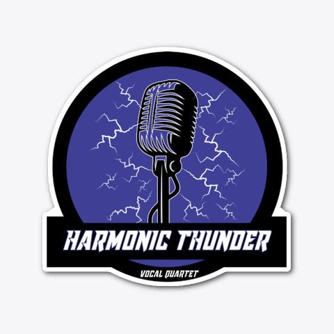 Harmonic Thunder   Slc Fundraiser Standard Camiseta Front